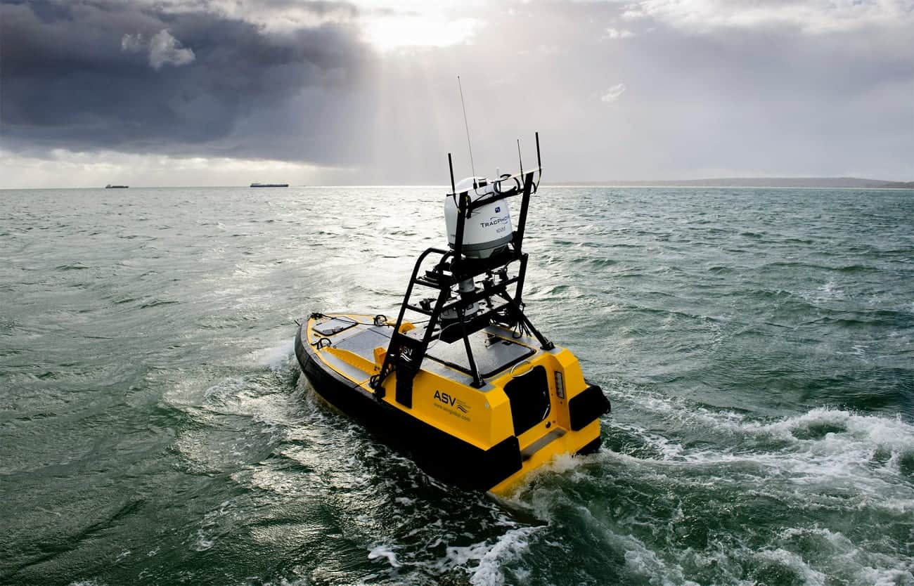 C-Worker Oil & Gas Unmanned Surface Vehicle