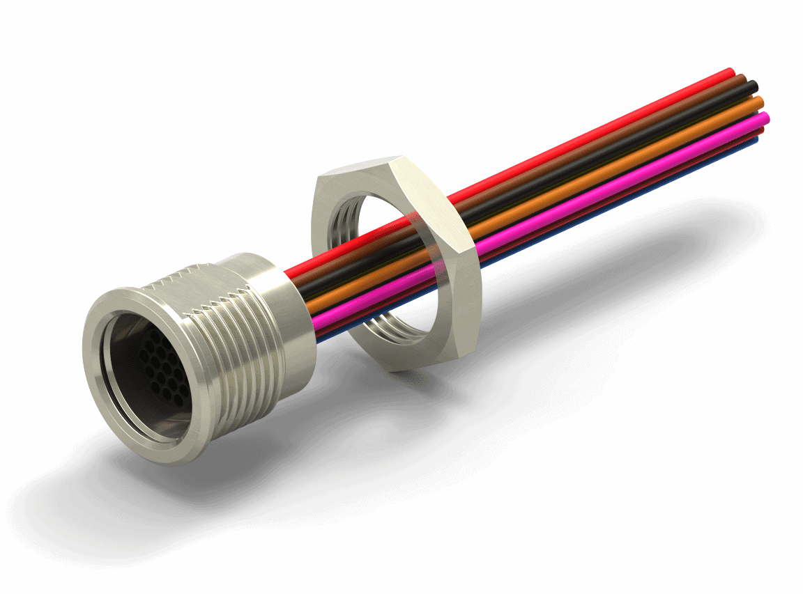 Circular Series Connectors