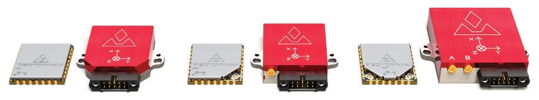 MEMS AHRS/IMU Sensors & Inertial Navigation Systems for