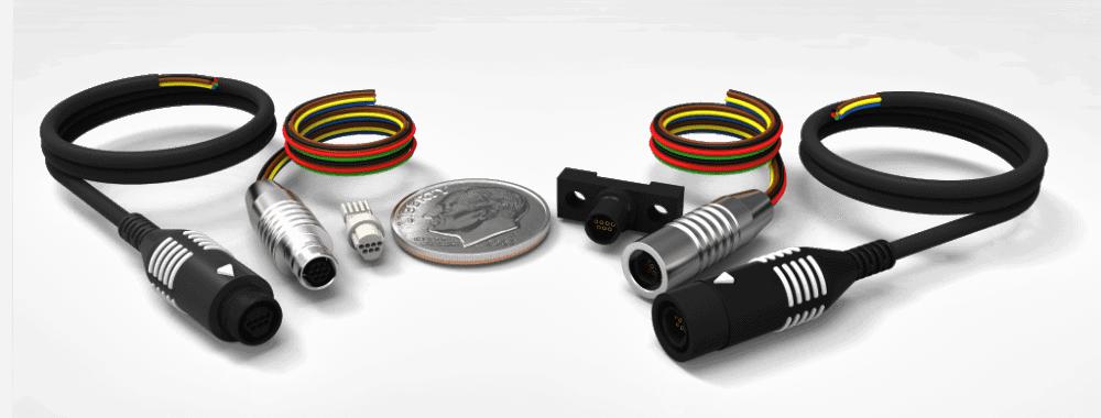 Nano Connectors for UAV Applications
