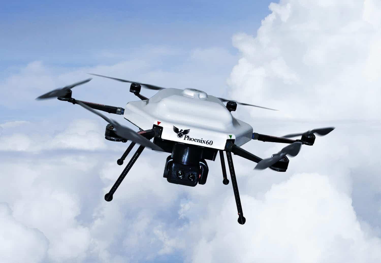Phoenix 60 Vtol Uav Unmanned Systems Technology