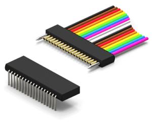 Single Row Strip Nano Connector