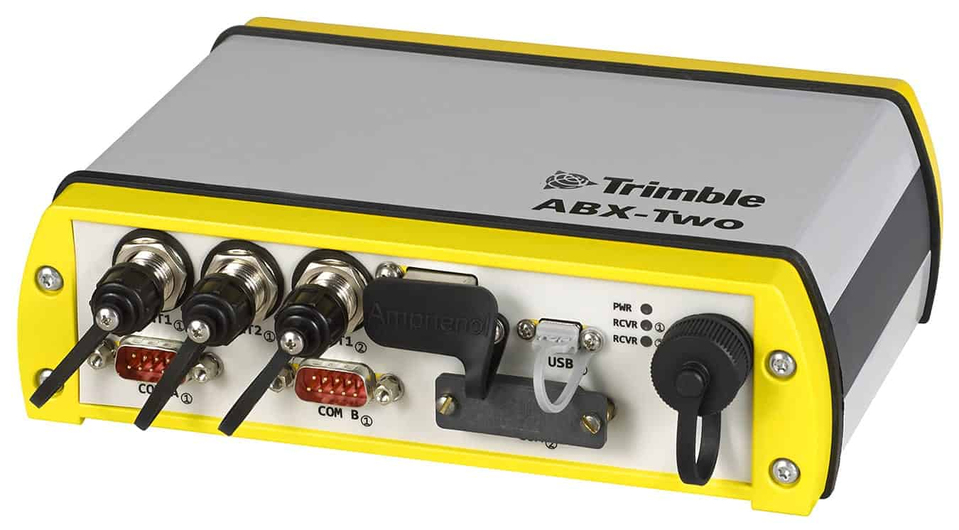 Trimble ABX-Two GNSS Sensor Enclosure | Unmanned Systems