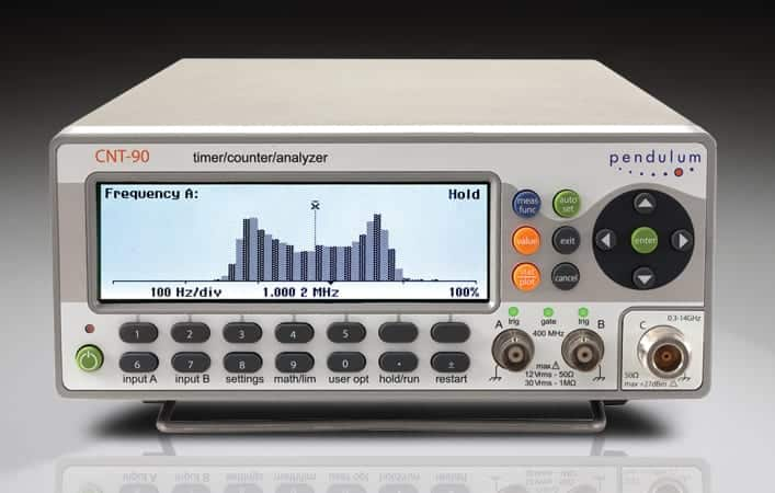 CNT-90 Frequency Counter/Analyzer