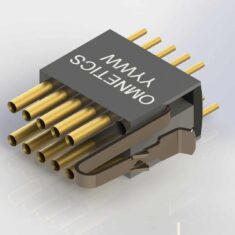 Dual Row Micro Female Connector