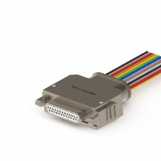 LMDP-WD-BS Latching Micro-D Connector