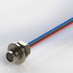 Threaded Nano Circular Connector
