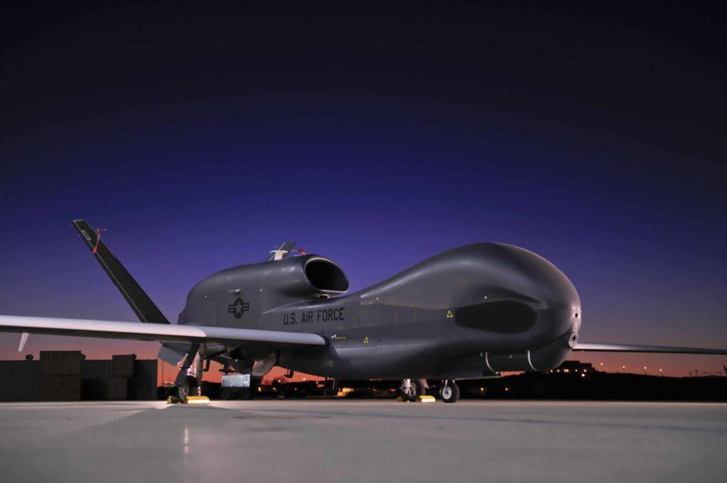 Block 30 RQ-4B Global Hawk