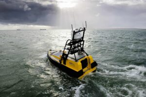 ASV C-Worker Unmanned Surface Vehicle