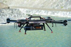 BathyCopter - Bathymetric Survey LiDAR Drone