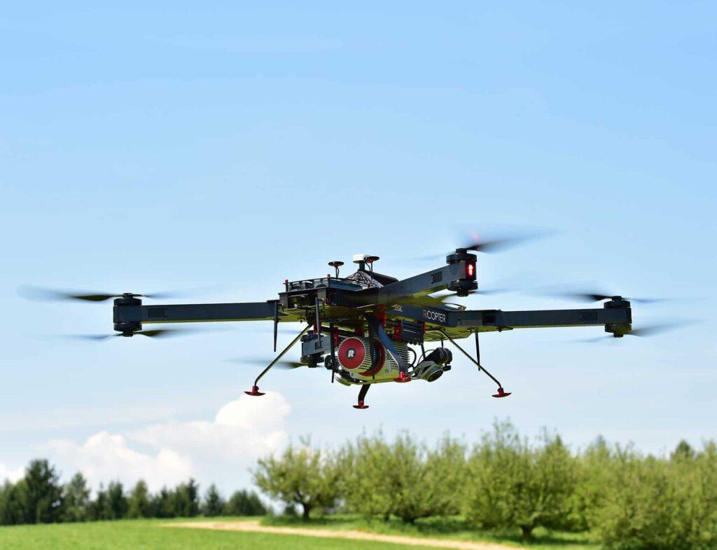 LiDAR Scanning Drone