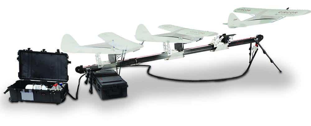 TruLaunch UAV Launcher