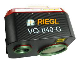 VQ-840-G drone LiDAR laser scanner