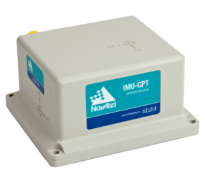IMU-CPT Tactical Grade Fiber Optic Gyros (FOG) Inertial Measurement Unit (IMU)