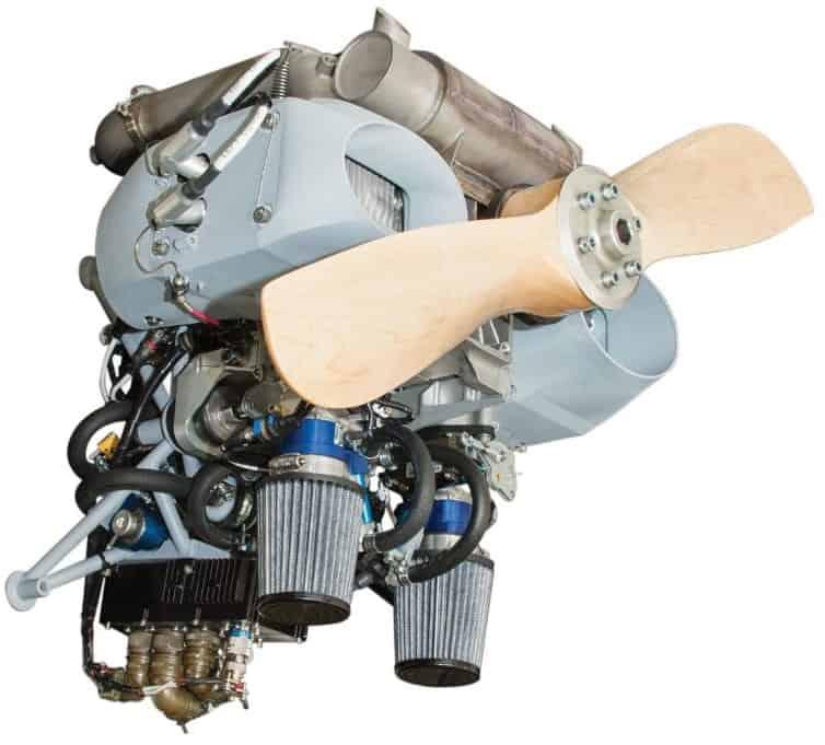 NWUAV NW-500 UAV Gas Engine