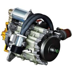 Rotron RT600 LCR-EXE UAV-Engine