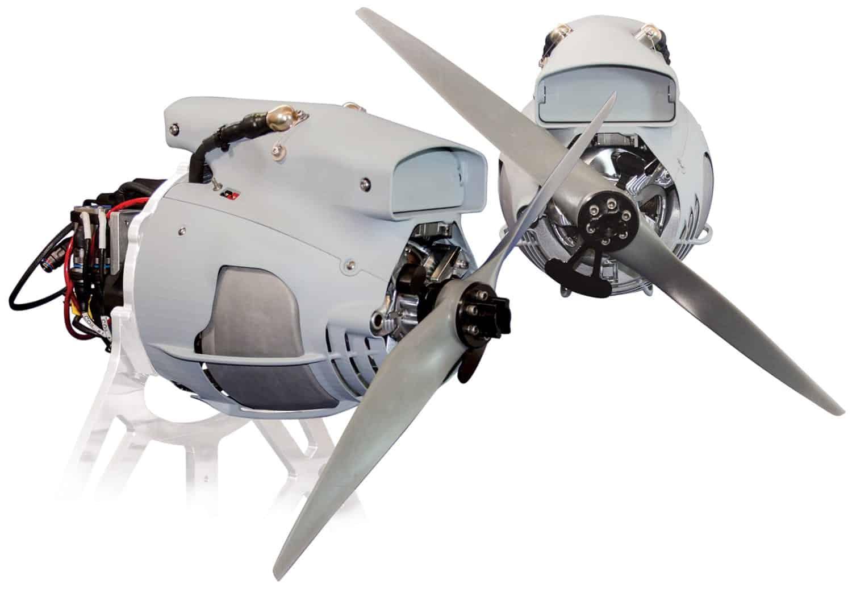 Northwest Uav Provides Engines  U0026 Components For Unmanned