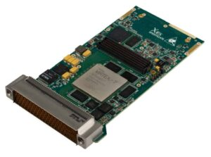 XPedite2470 Virtex 7 FPGA based DSP 3U VPX
