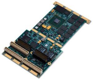 XPedite6101 XMC/PrPMC Freescale T2081 Mezzanine Module