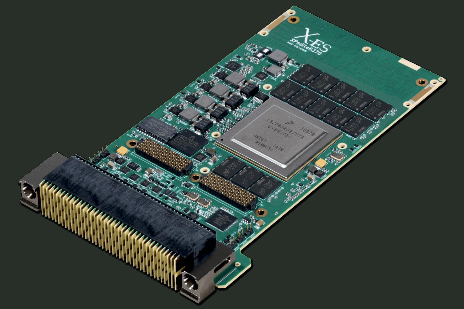 XPedite6370 3U VPX-REDI Single Board Computer (SBC)