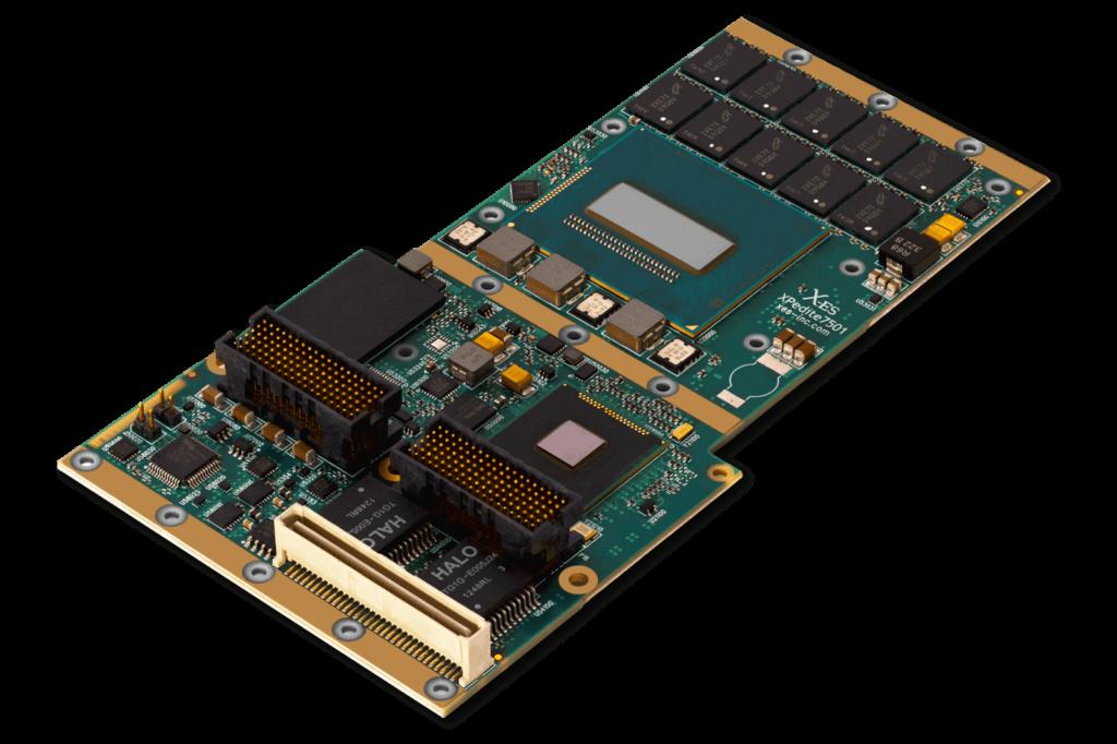 XPedite7501 Air-Cooled XMC Module