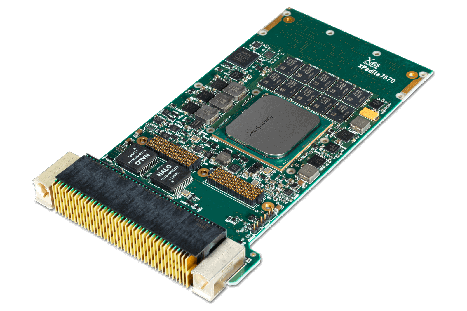 XPedite7670 3U VPX-REDI Single Board Computer