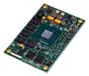 XPedite8150 Intel Atom Processor Based Rugged COM Express Module