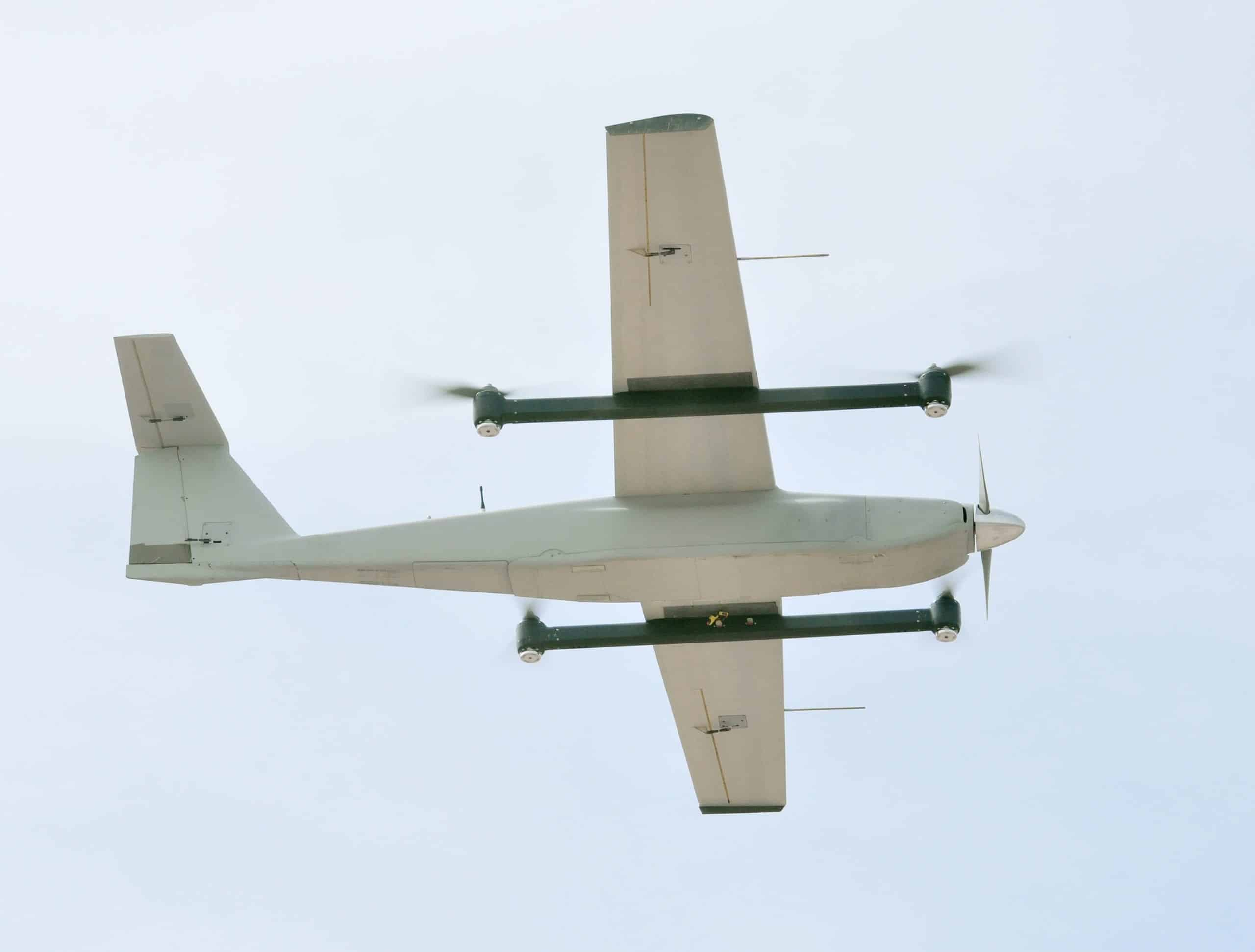 Arcturus Jump Vtol Uav System Unmanned Systems Technology