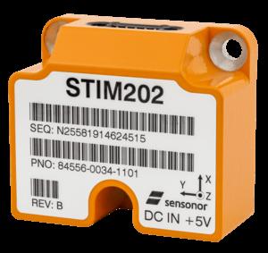 STIM202 3-Axis MEMS gyro