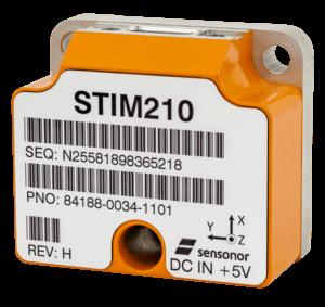 STIM210 Ultra High-Performance MEMS Gyro