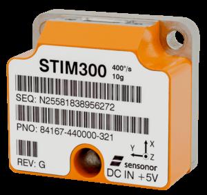 STIM300 9-axis MEMS IMU