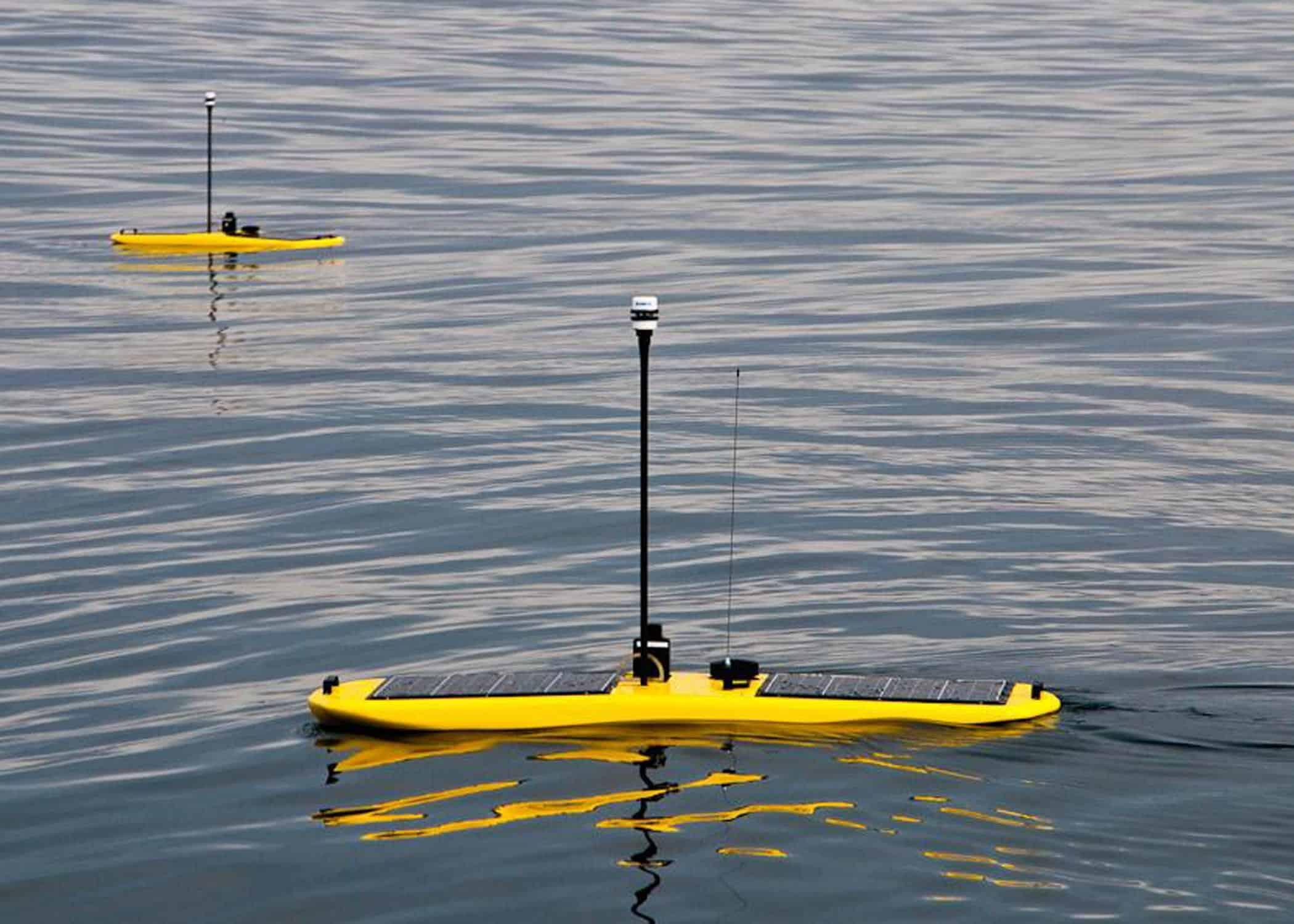 Liquid Robotics Wave Glider Asv Collects Typhoon Rammasen