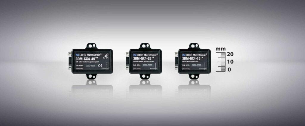 3DM-GX4 Inertial Sensors