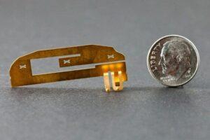 Brass Contact Prototype