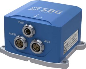 Ekinox-E Externally Aided Inertial Navigation System