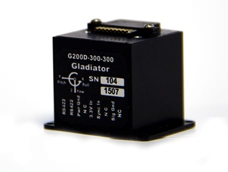 G200D Triaxial Digital MEMS Gyro