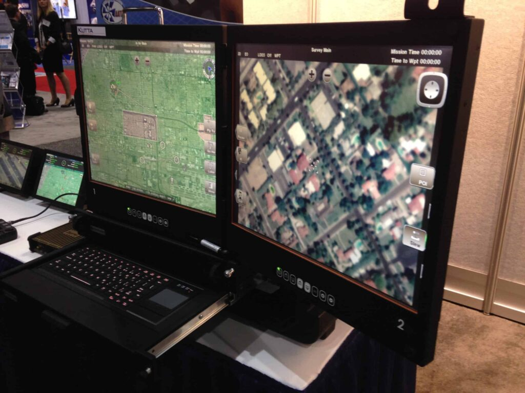 Kutta Technologies Unveils DO-178 Ground Control Station