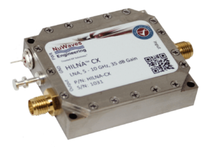 HILNA-CX Low Noise Amplifier