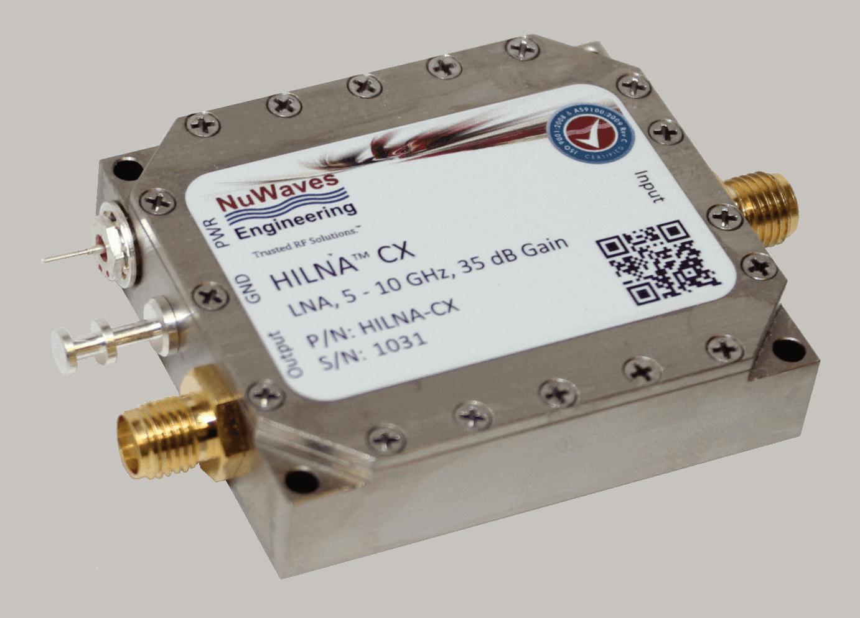 HILNA-CX Low Noise Amplifier