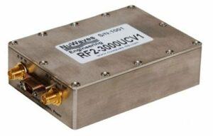 Multi-Octave RF Upconverter