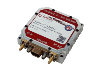 NuPower 12A03A Micro L- & S-Band Power Amplifier