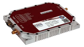 NuPower C20R01 C-Band Power Amplifier