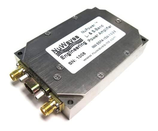 NuPower™ L- and S-Band Power Amplifier