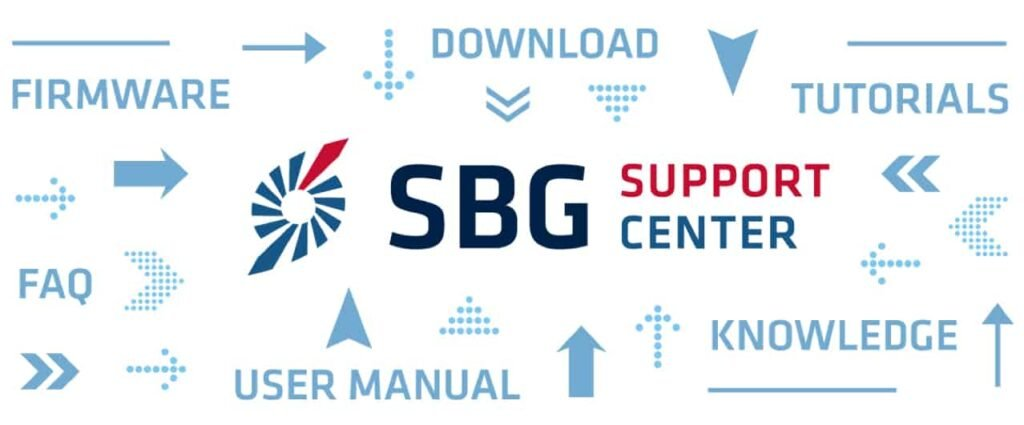 SBG Systems Support Center