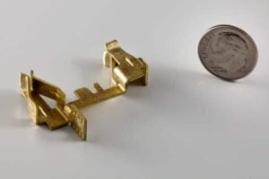 Small Brass Component Manufacture