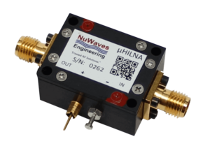 uHILNA Low Noise Amplifier