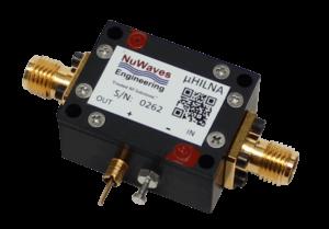 uHILNA Low Noise Amplifier
