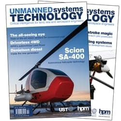 Subscribe to Unmanned Systems Technology