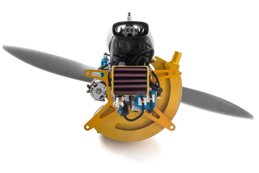 Uav Factory Delivers New Uav28 Efi Turnkey Fuel Injected