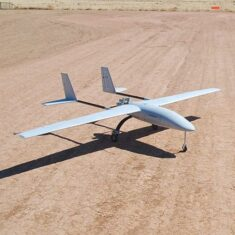 HAVOC Fixed Wing UAV